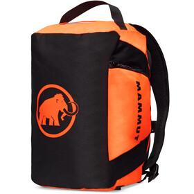 Mammut First Cargo Rucksack 12l Kinder safety orange-black